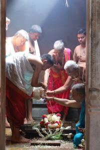 ಕಲಷಾಭಿಷೇಕ