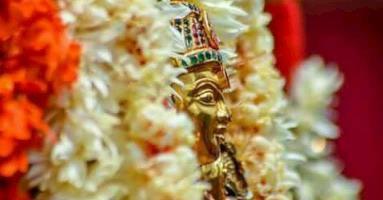Laddu Prasadam