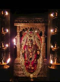 Panchamritha Abhisheka